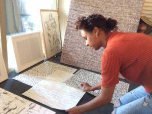 Artist visit Faranu