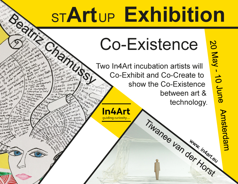 stARTup Exhibition: Co-Existence