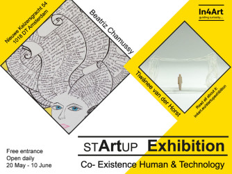 stARTup Exhibition - Co-Existence