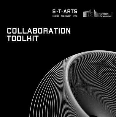 S+T+ARTS Collaboration Toolkit Published